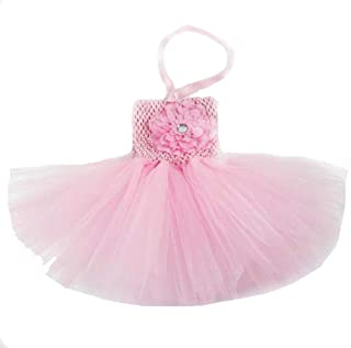 Baby Girls Tutu Dress Crochet Tube Top Baby Pettiskirt