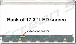 Dell XPS 17 L702X Replacement Screen for Laptop LED HDplus Glossy