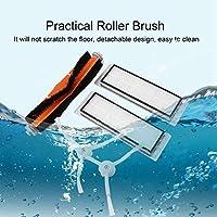 サイド/メイン/ローラーブラシフィルターセット取り外しが簡単家庭用ブラシ掃除機ロボットキッチン