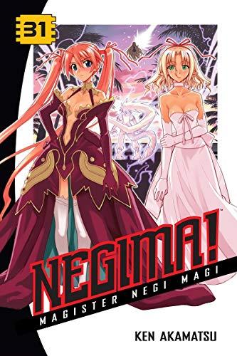 Negima! 31: Magister Negi Magi