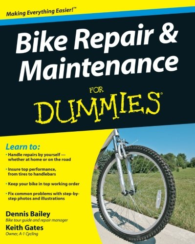 Image OfBike Repair And Maintenance For Dummies