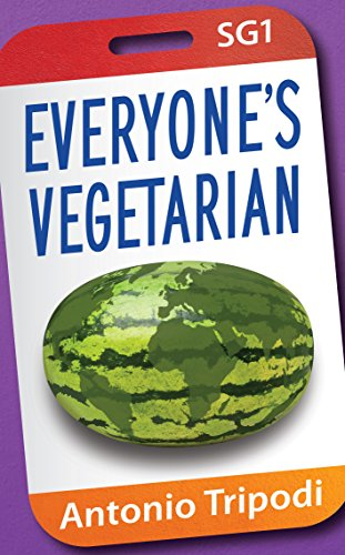 Everyone's Vegetarian: SG1 (Second Genesis Series) (English Edition)