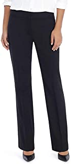 Exact Stretch Slim Bootcut Pants Size 4, Black
