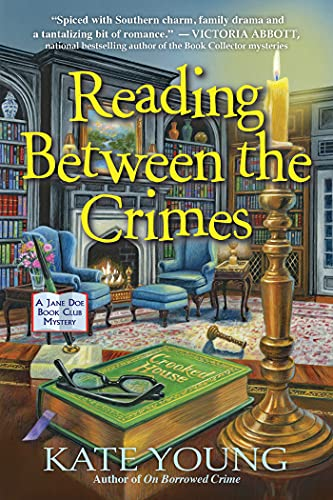 Image of Reading Between the Crimes (A Jane Doe Book Club Mystery)