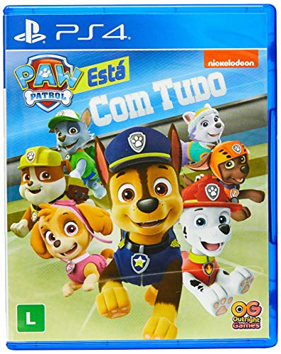 Patrulha Canina - PlayStation 4