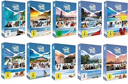 Das Traumschiff DVD-Box I-X