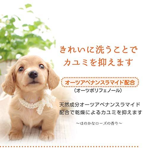 日本全薬工業オーツホイップクリームシャンプー200ml