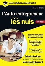 L'Auto-entrepreneur pour les Nuls, poche, 4e édition de Grégoire LECLERCQ