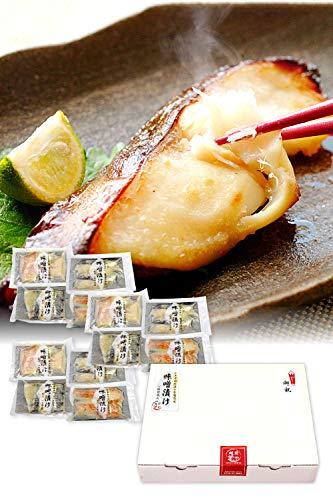 お祝 ギフト 西京漬け 4種 24切セット 味噌漬け プレゼント 赤魚 サーモン さば さわら 西京味噌 発酵食品 【冷凍】 越前宝や