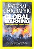 National Geographic Revista de septiembre de 2004calentamiento Global