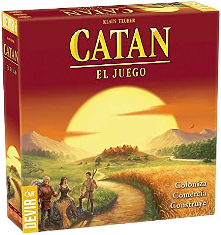 Devir - Catan, juego de mesa (BGCATAN)  0100 B006CZ0LGA Neuer Stil  | Lebhaft