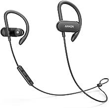 Anker SoundBuds Curve Wireless Headphones, Bluetooth 4.1 Sports Earphones(Renewed)