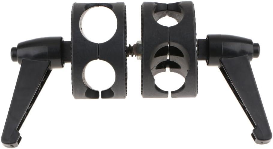 Homyl Dual Special price Grip Swivel Head Bracket Clamp Arm Studio f Refl service Boom