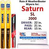 Rain-X WeatherBeater Wipers for 2000 Saturn...