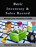 Basic Inventory and Sales Record