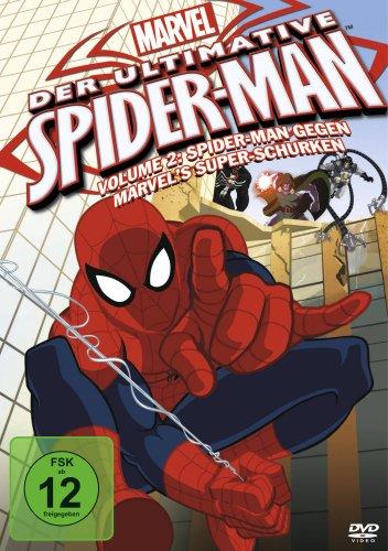 Der ultimative Spider-Man, Vol. 2: Spider-Man gegen Marvel's Super-Schurken