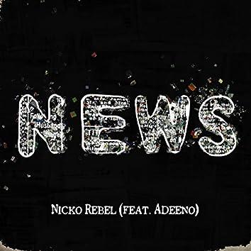 News (feat. Adeeno)