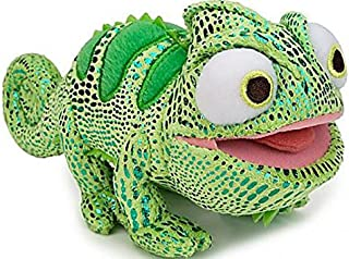Disney Tangled 20cm Plush Figure Chameleon Pascal Green