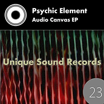 Audio Canvas EP