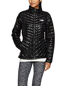 The North Face Women s Thermoball Jacket TNF Black Outerwear SM