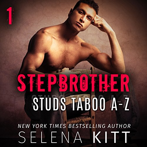 Stepbrother Studs: Taboo A-Z Boxed Set, Volume 1 audiobook cover art