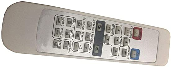 Easy Replacement Remote Control for Sharp PG-A10S PG-MB60X PG-M20S PG-A10X DLP Projector