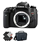 Canon EOS Rebel T6s DSLR Camera (Body Only) + Deluxe Accessories Bundle