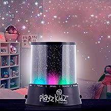 Yposion eşsiz LED yıldızlı gökyüzü projektör lamba Kids Star Light Show Kosmos Master