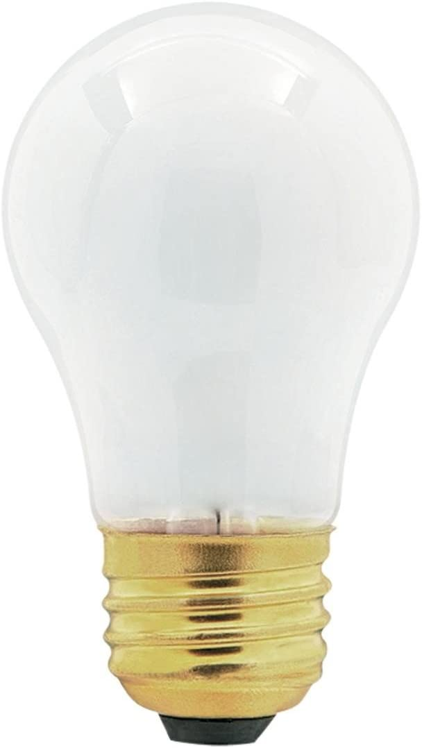 Seneca River Trading Universal Frosted Bulb All stores are sold Appliance 40 Light 35% OFF
