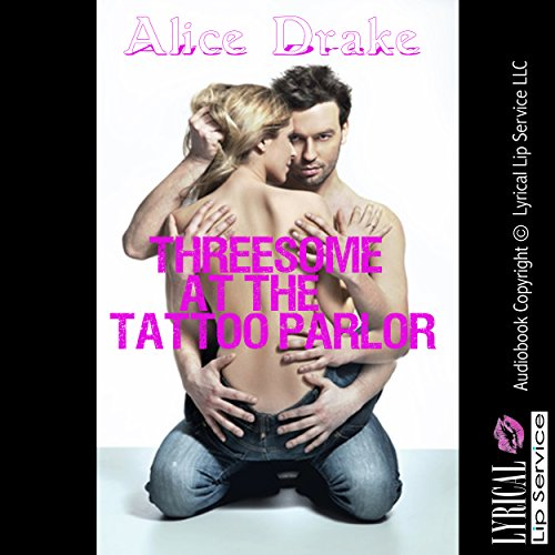 Threesome at the Tattoo Parlor audiobook cover art