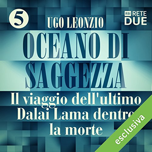 Oceano di saggezza 5 audiobook cover art