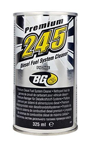 BG 245 Premium Diesel Fuel System Cleaner - 1 x 325ml