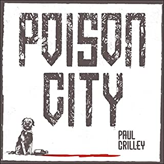 Poison City cover art