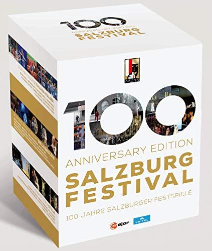 Salzburg Festival - 100 Anniversary Edition (17 DVDs)