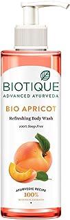 Biotique Bio Apricot Refreshing Body Wash, 200ml