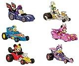 IMC–Mouse Auto Pack 1figura de juguete Mickey y sus amigos Top punto de partida, 182509,...