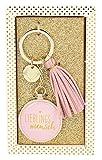 Depesche 10268 - Schlüsselanhänger Glamour in Geschenkverpackung, sortiert