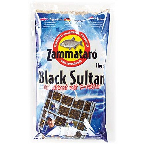 ZammataroFertigfutter Black Sultan mit X-Faktor 1kg