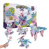 BOTZEES GO! Unicorn Toys, Unicorn Robots for Kids, Building & Electric Remote...