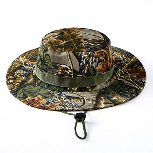 AROVON Eimer Hüte Outdoor Sport Caps Dschungel Taktische Cap Airsoft Sniper Camouflage Bonnie Hut lässig Gorras Verstellbarer Hut