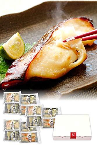ギフト 西京漬け 4種 24切セット 味噌漬け プレゼント 赤魚 サーモン さば さわら 西京味噌 発酵食品 【冷凍】 越前宝や