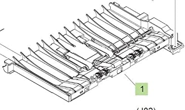 HP Paper Feed Assembly