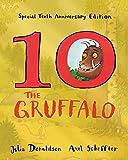 The Gruffalo 10th Anniversary Edition - Macmillan Children's Books - 06/03/2009