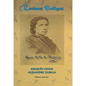 Cantares Gallegos: Rosalía de Castro