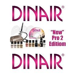 Using the Dinair: The Dinair Airbrush Makeup kit ...