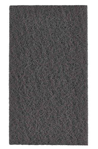 kwb Schleif-Vlies-Pads Schleif-Leinen für Nass- und Trocken-Schliff, f. Hand-Schleifer 150 x 230 K-800, Aluminium-Oxid/Quarz, 2 Stk.