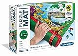 Clementoni-30229 Tapete para Puzzles Color Verde, 3 (1)