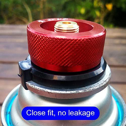 ETbotu Outdoor Gears, Persoonlijke apparatuur - Outdoor Camping Zelfgesloten Fornuis Split Type Oven Converter