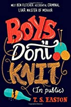 Boys Don't Knit Hardcover March 24, 2015