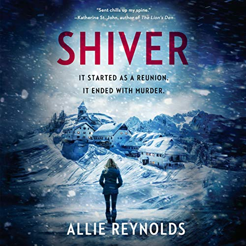 Shiver Audiobook By Allie Reynolds cover art